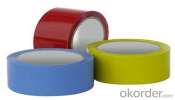 single sided waterproof  bopp packing tape