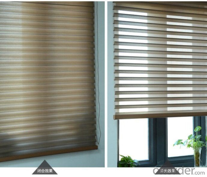 vertical panel bamboo blind for room divider