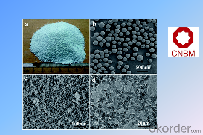 Aerogel Cube/ Powder/Particles for Industrial Insulation Coating and Painting