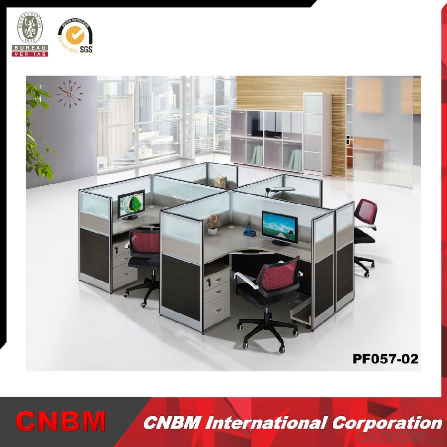 Wholesale Modern Office Partition Dividers Staff Workstation
