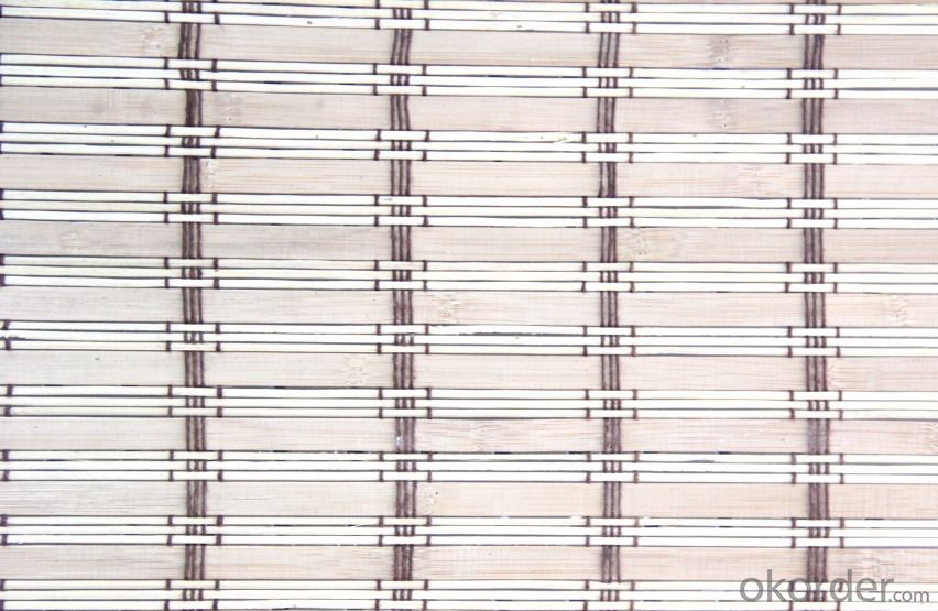 bamboo made vertical room divider curtain