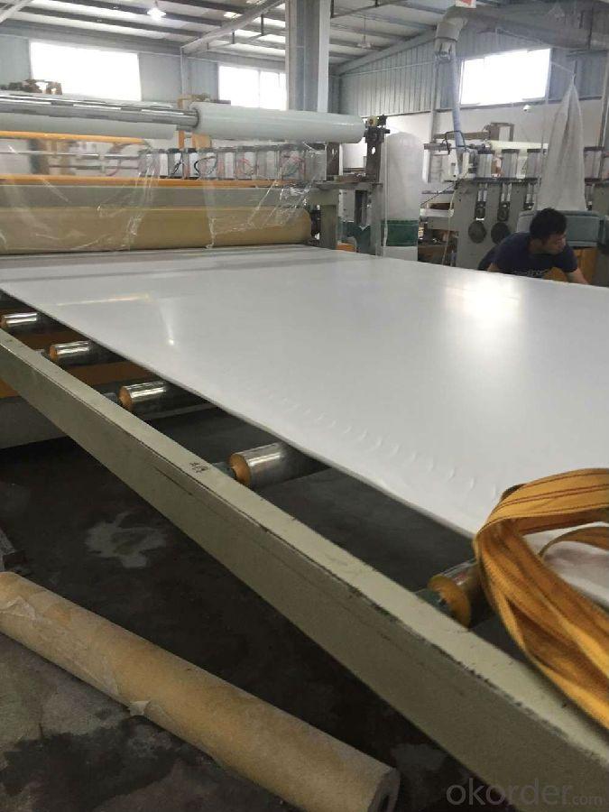 20mm PVC Rigid Foam Board With White PVC Foam Board
