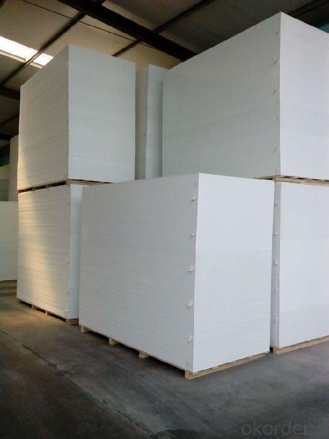 White PVC Foam Board / PVC Celuka  Sheet