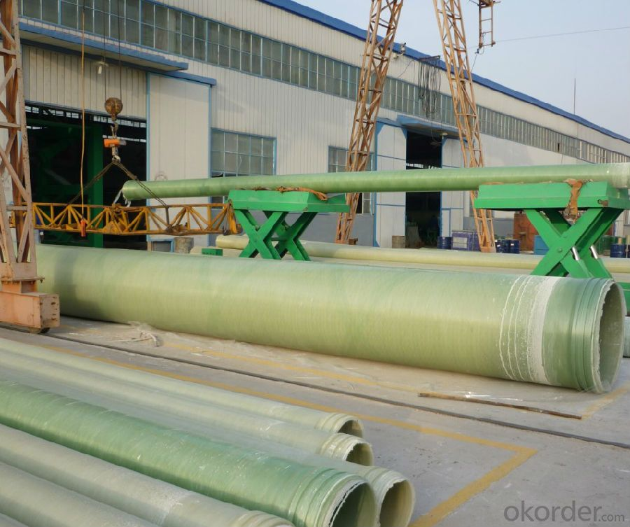 cheap drill FRP PIPE pultrusion for sale