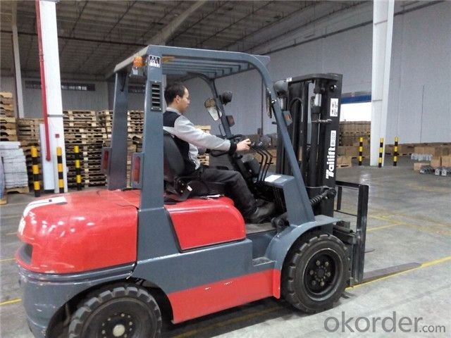 CPC(D) Diesel Forklift  Lifting Capacity,
