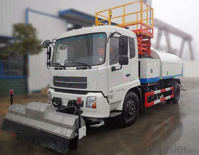 Cleaning Vehicle, Environmental Sanitation Equipment