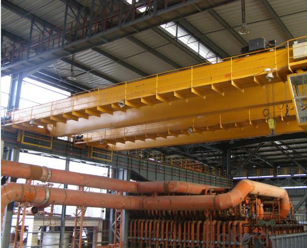 Overhead Cranes Europe : Buy t european overhead crane with hook anti sway