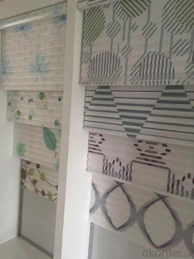 window  roller blinds with popular colorful household fabric