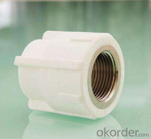 PPR Pipe Fittings Direct Connection for Water Supply Made in China