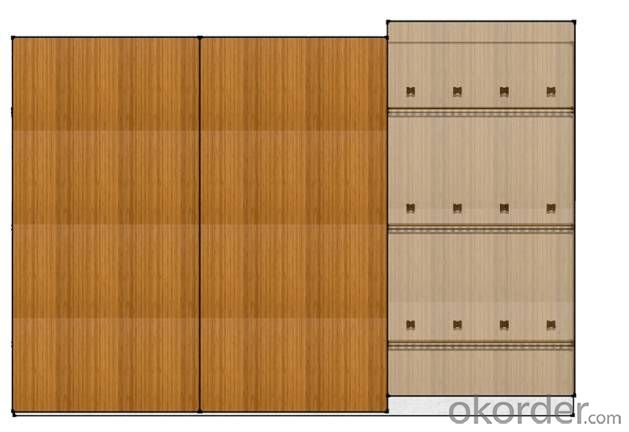 Bamboo / Wood Panel, Exterior Wall / Ceiling / Decking Decoration –Eco Architectural Cladding