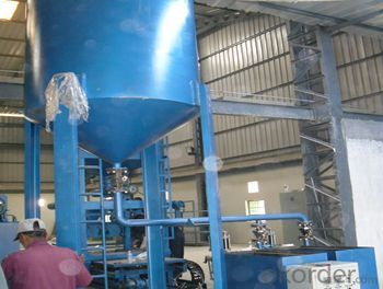Fiber Reinforced Water Transportation Pipe Machine / FRP Winding Wire Equipment of New Design