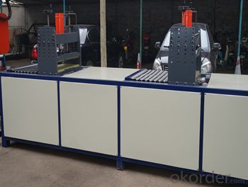 High-class FRP Corrugated Sheet Making Machine of New Design