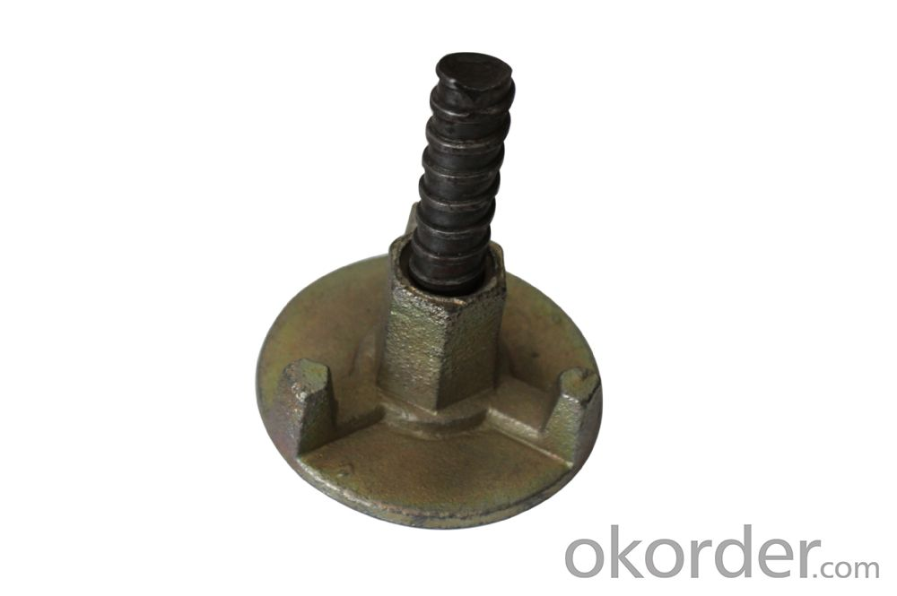 Formwork Ductile Iron tie rod for construction