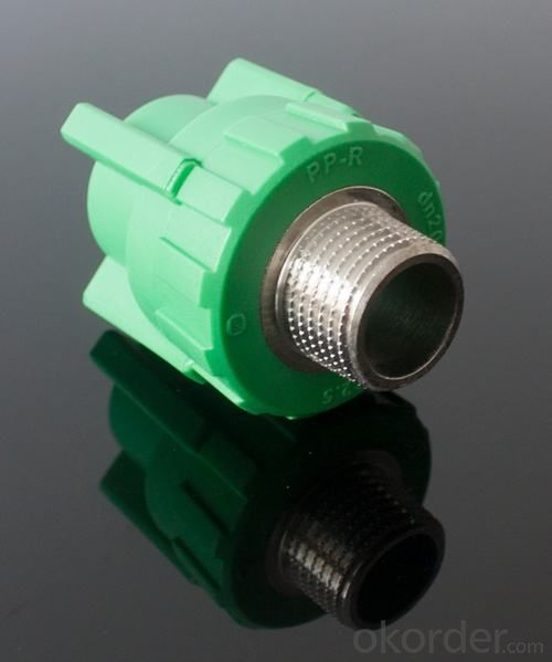 PPR Female coupling and Equal coupling Fittings from China