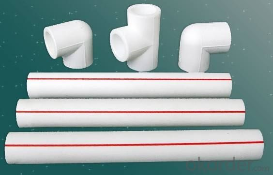 New PPR Pipe for Radiant Floor Heating System Made in China