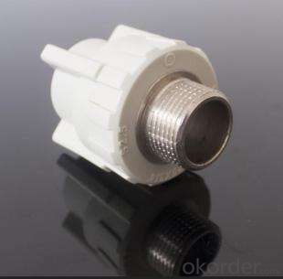 2018 Lasted PVC Female coupling and Equal coupling Fittings