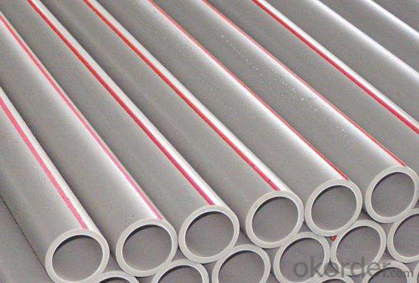 China PPR Pipes for Hot and Cold Water Conveyance with Safety Guaranty in 2018