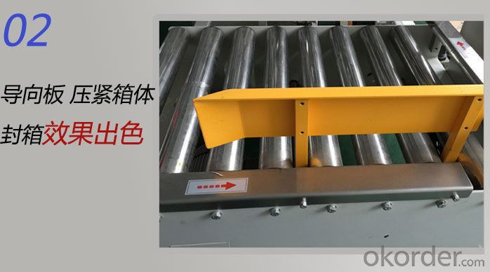 High Quality Sealing machine made in China