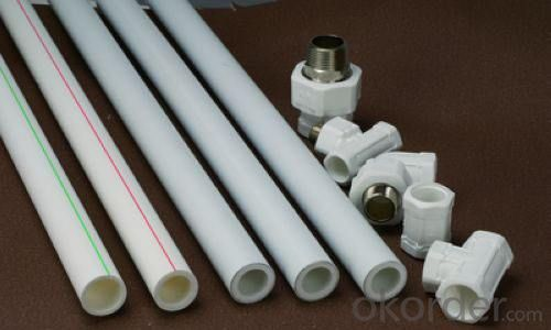 Lasted PPR Pipe Fittings for Hot/Cold Water Conveyance from China Factory