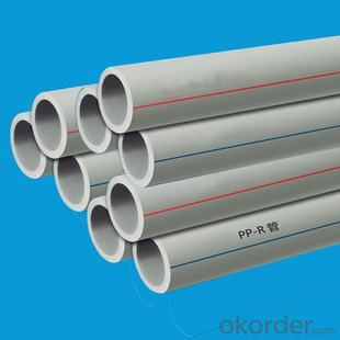 2018 New China PPR Pipes Used in Industrial Application