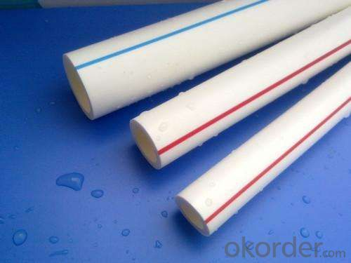 2018Top Quality Hot and Cold Water Supply PPR Copper Composite Pipe