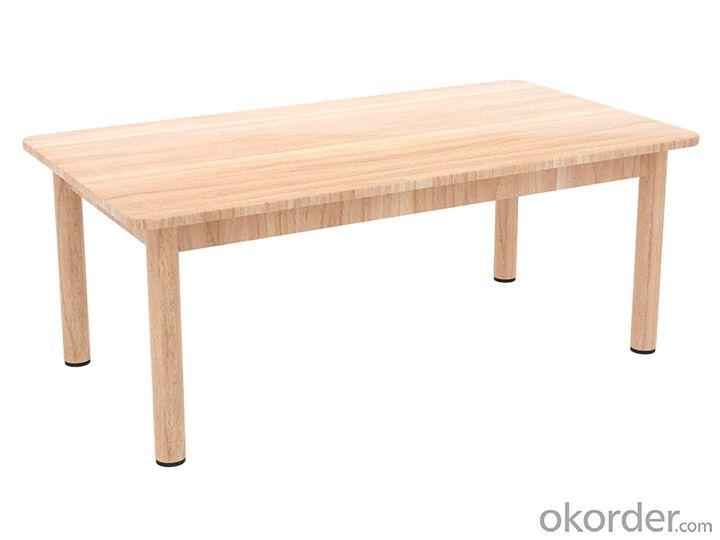 table for Preschool Children Beech Wood Furniture