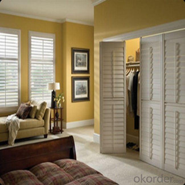 PVC Outdoor Somfy Electric Roller Shades Blinds