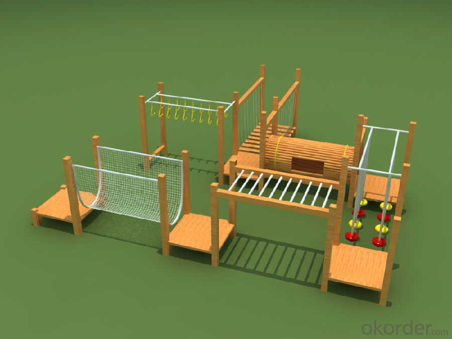 preschool children Amusement equipment physical fitness training outdoor playground