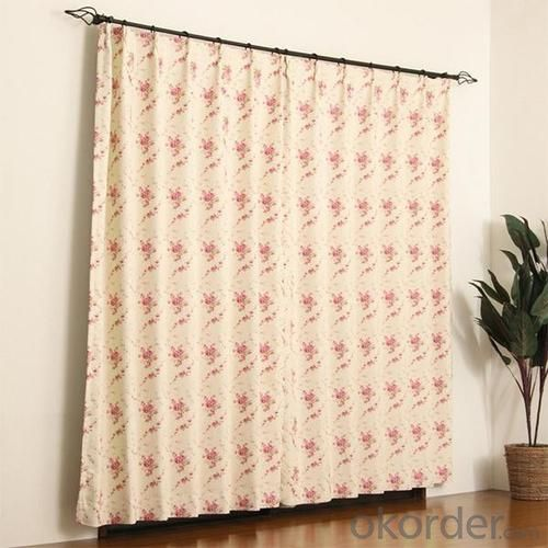 window curtains with european and American style for office or
