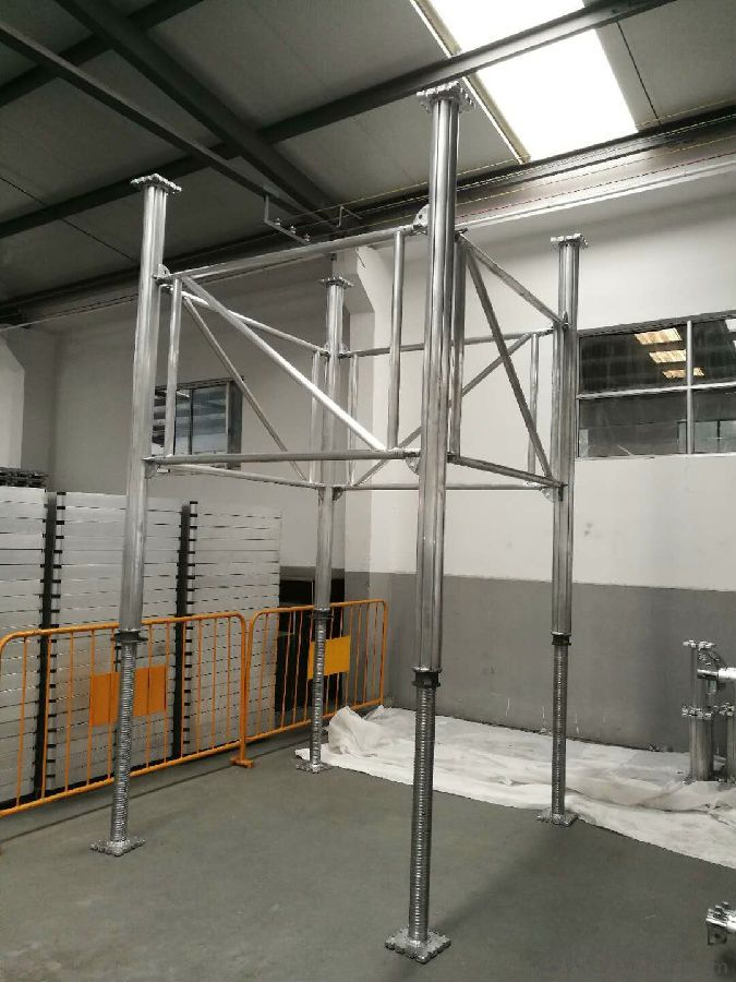 Germany Standard Aluminium Shoring Props System with Early Stripping System aluminum formwork