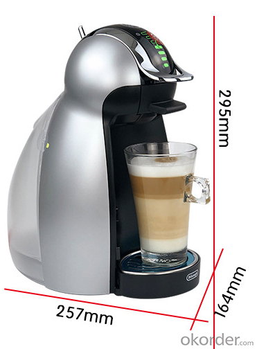 15bar pressure dolce gusto capsules coffee machine maker made in china