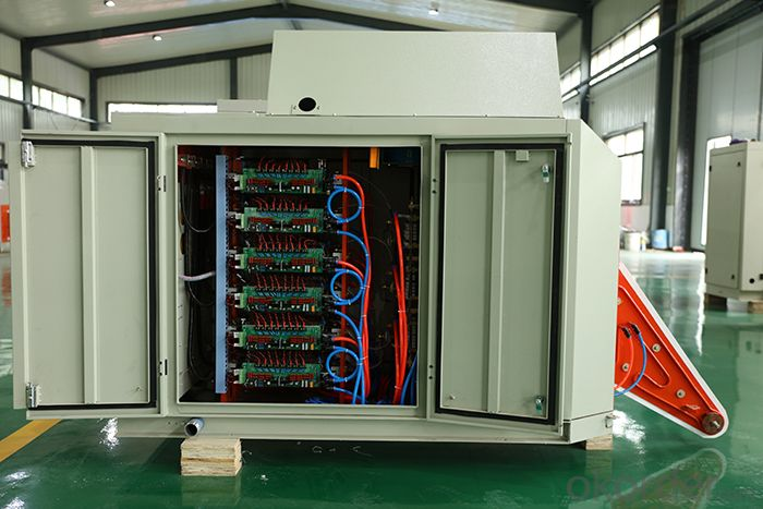 solid state high frequency welders from China