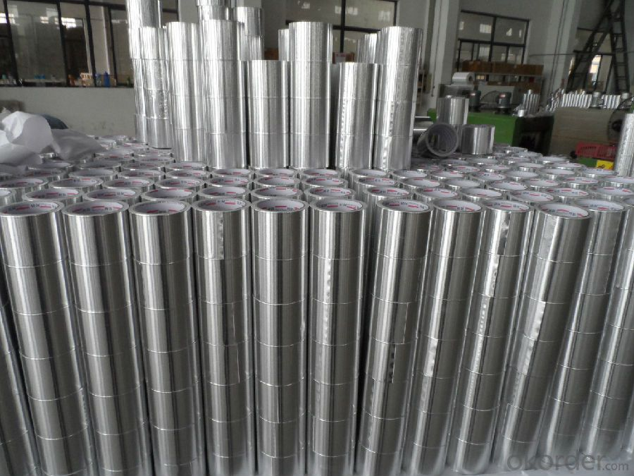 Solvent Based Acrylic Aluminum Foil Tape factory