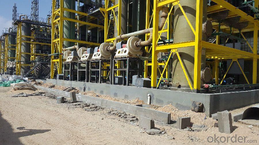 Chemical Fertilizer production line for Potassium Sulphate(SOP)