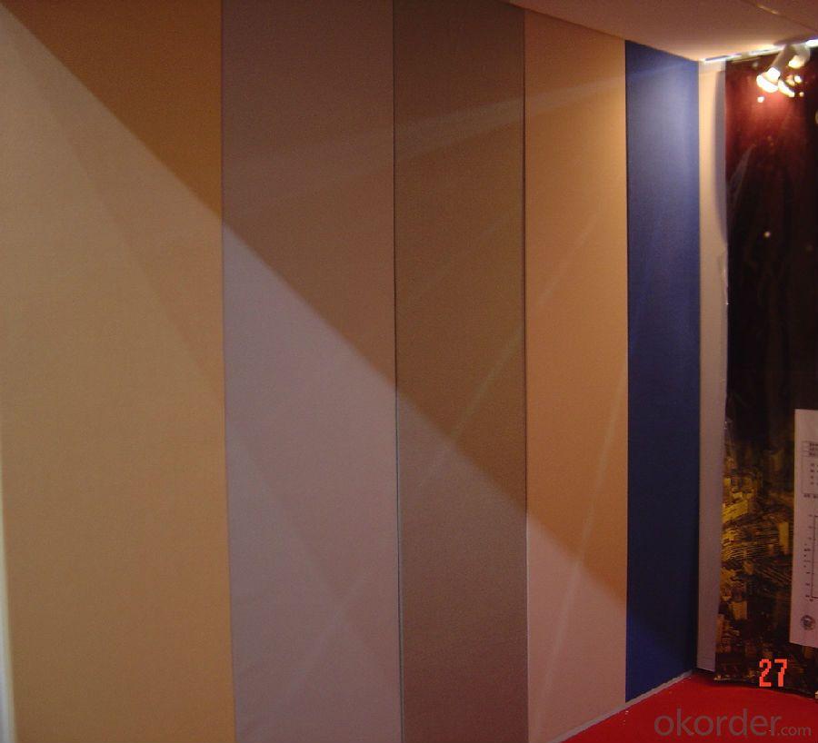 Fiberglass Wall Board Sound Absorption Wall Panel