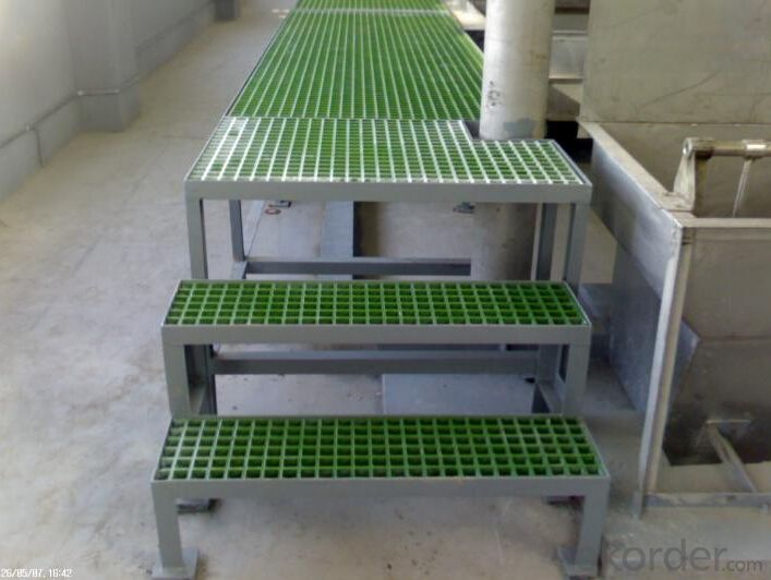 FRP grating widely used in industry field,workshop,walkway