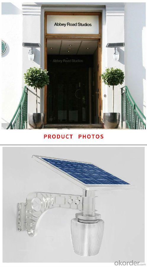 5 years warranty high efficiency high quality solar street lamp solar garden lamp solar apple light