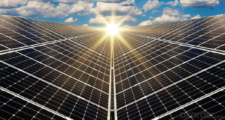 PV Bus Station Thin Film Solar Panel high efficiency