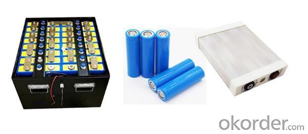 Battery Pack Li-Ion Solar Street Light Battery New Arrival