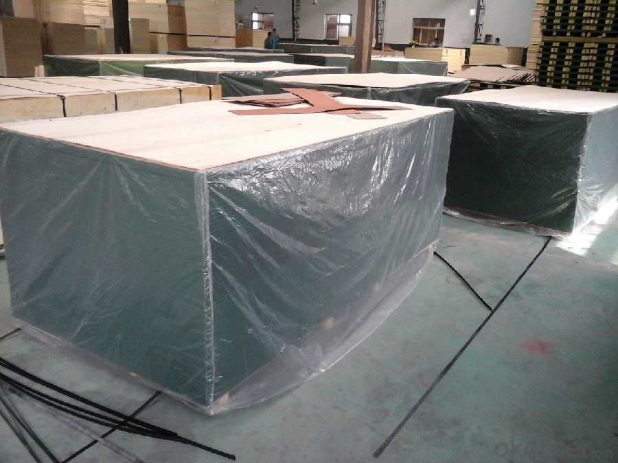 reusable plastic plywood for concrete forms,no release agent