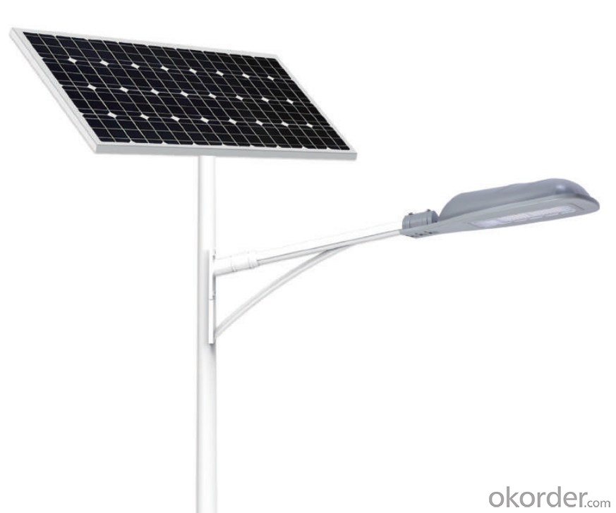 Solar street light 30W  two parts type compact series