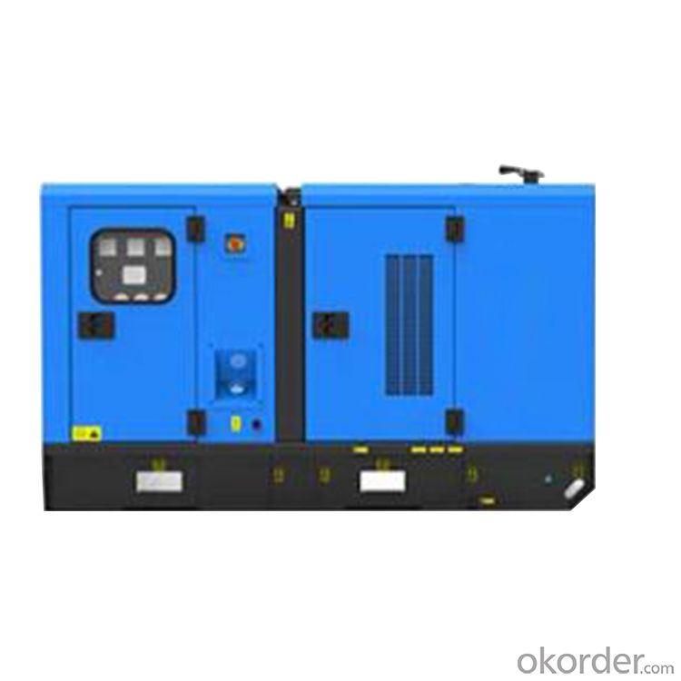 Silent Type Diesel Generating Set for Power Supply