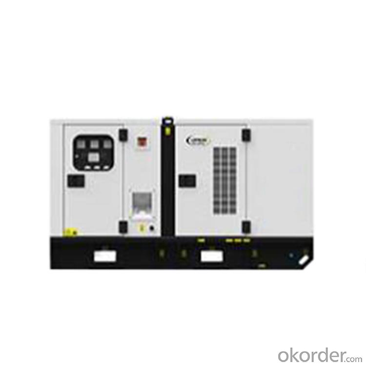 Silent Type Perkins Diesel Generating Set