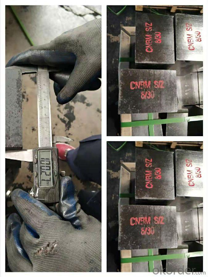 MGO-C Fire Brick Ladle Refining Furnace, Cold Crushing Strength (C. C. S)
