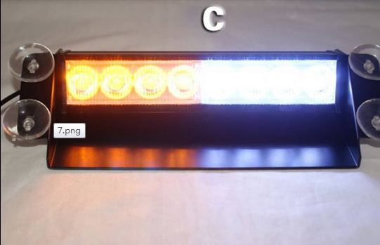 What's led strobe light bar