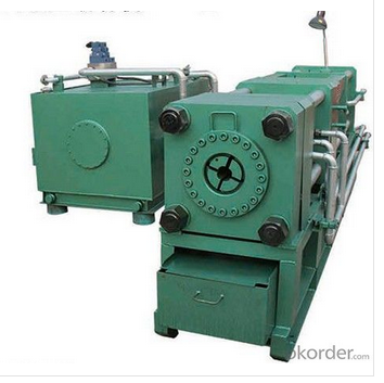 Forming machines are widely used