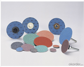 General situation and classification of grinding discs