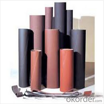 What is the classification of sandpaper rolls