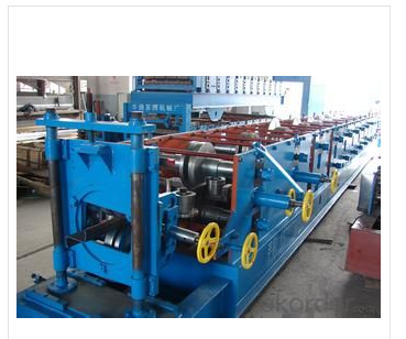 Brief introduction to composition of roll bending machines