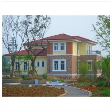 What is garden villa